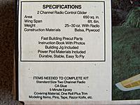 Name: Klingberg Wingkit 2.jpg Views: 61 Size: 93.3 KB Description: 2 m Klingberg Wing