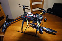 Name: DSC00928.jpg Views: 674 Size: 194.5 KB Description: ATG TT-X4-12 Reptile with BL gimbal and GoPro