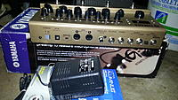PRICE DROP!! Yamaha AG-Stomp Acoustic Guitar Pre-Amp with effects