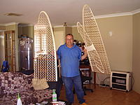 Name: PB190069.jpg Views: 101 Size: 233.9 KB Description: Goldberg Valkyrie, 58 ribs, 34 spars, 840 diagonal braces...................