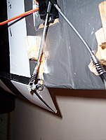 Name: Wires slightly bent to avoid hitting part of the fuselage.jpg