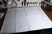 Name: IMG_1899.jpg Views: 2114 Size: 122.2 KB Description: Tiled plan all taped to together.