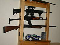 Name: DSC04458.jpg Views: 127 Size: 134.6 KB Description: Rally car on gun rack!