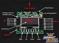 kk2 1 quick start guide rc groups KK2 Flight Controller Wiring Schematic 1