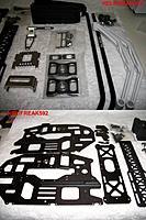Name: Align T-rex 600E FBLl & 600E PRO  Complete Carbon Fiber Frame Assembly-1.jpg Views: 56 Size: 87.4 KB Description:
