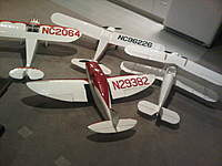 """Name: IMG00021-20101217-1932.jpg Views: 147 Size: 69.0 KB Description: 42"""" Monocoupe 110 Special, 42"""" Bucker Youngmeister, 42"""" Culver Cadet, 54"""" Taylorcraft"""