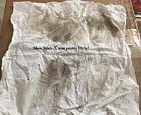 Name: Paper Towel showing how dirty Slow Stick-X was 07-02-2020.jpg Views: 5 Size: 392.6 KB Description: Look how dirty my Slow Stick-X was!
