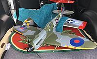 Name: Park Zone Spitfire Mk VII Post Flight1 07-18-2021.jpg Views: 336 Size: 451.1 KB Description: