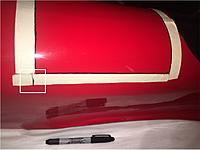 Name: pic4 09-12-2021.jpg Views: 36 Size: 172.9 KB Description: Close-up detail of Push Pins and Tape