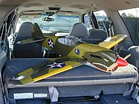 Name: DSCN0054.jpg Views: 71 Size: 95.9 KB Description: World Models P-40 Warhawk Local Pickup!