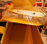 Name: Closeup of Bottom Wings and foam isolators Tiger Moth 30 NIB.jpg Views: 108 Size: 93.6 KB Description:
