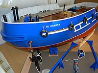 Name: 40 Inch Scratch Built (AL KHADRA) Tub Boat First Run7 04-10-2016.jpg
