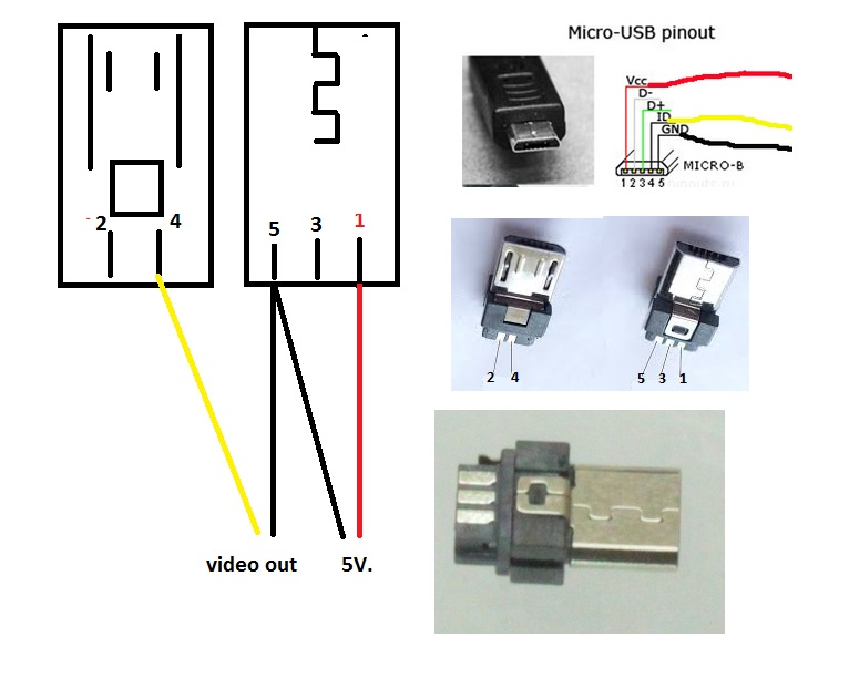 wiring diagram for micro usb micro usb speaker wiring