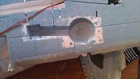 Name: IMAG0418.jpg Views: 145 Size: 107.5 KB Description: Test fitting and what the pitot looks coming out of the wing.