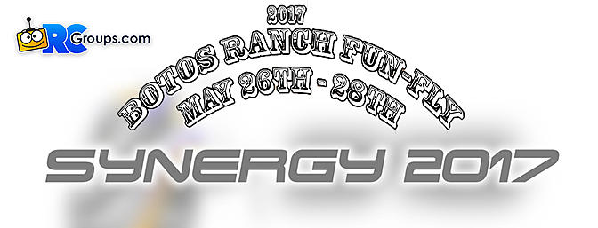 NEW Synergy To Be Announced at the BOTOS Ranch Fun Fly
