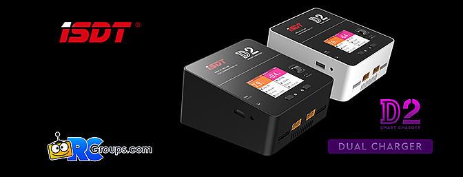 iSDT D2 Smart Balance Charger