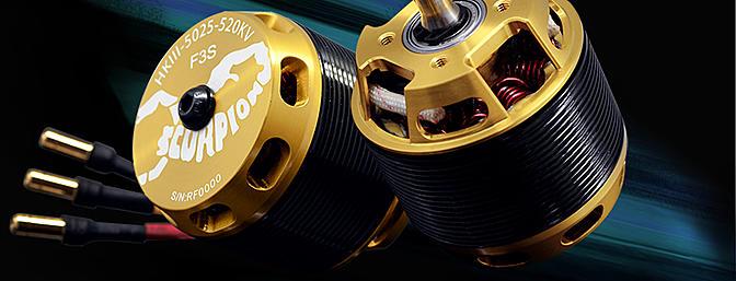 Scorpion Systems HKlll-5025-520 F3S Edition.