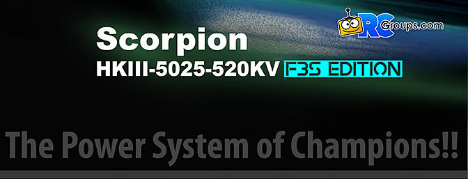 Scorpion Systems HKlll-5025-520 F3S Edition