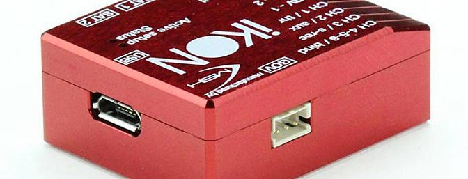 News iKON Flybarless System – Aluminum Version - RC Groups