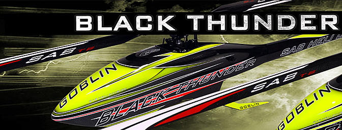 SAB 690-710 Stretch Kit Goblin Black Nitro/Thunder