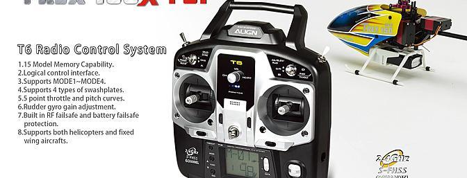 T-rex 150X TOP