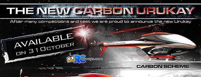 SAB Helidivision Carbon Urukay