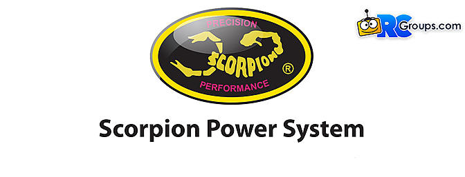 Scorpion Tribunus 6S 120A ESC