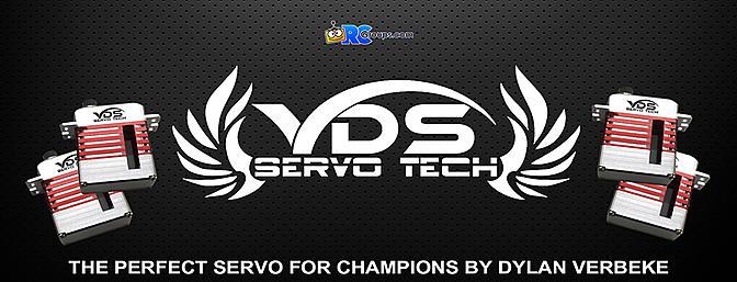 V-Design VDS Standard Servos