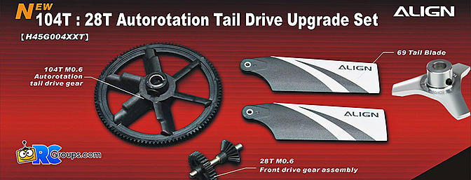 Trex 450 Swashplate Leveling Tool and Antirotation Tail Drive Upgrade
