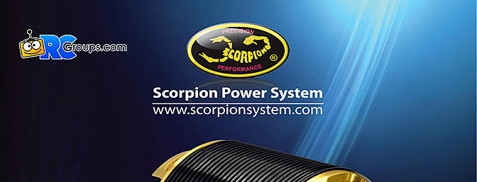 Scorpion HKIII-5040-530kv