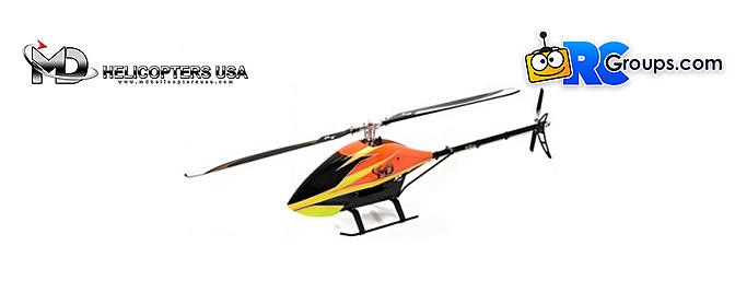 MD Helicopter 500 / 550 /600 FBL SP Kit