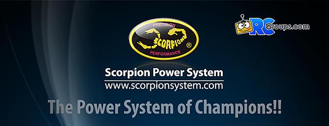 Scorpion Tribunus 06-120A OPTO ESC