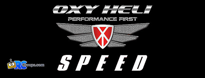 OXY 3 Speed is Almost Here!
