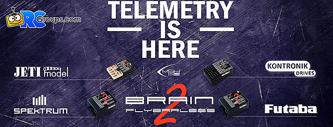 MSH Brain 2 Telemetry