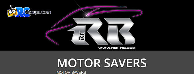 RB1-RC Motor Savers Electric Motor Cover