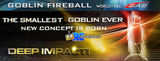 SAB Helidivision - Mini Comet/Fireball