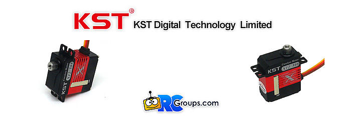 KST X12-508 Micro Cyclic Corelss HV Servo