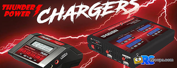 2 New AC/DC Chargers From Thunderpower
