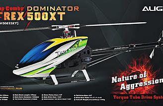 T-REX 500XT TOP Combo.