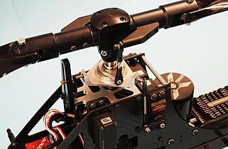SRC rotor head..