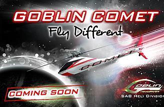 SAB HeliDivision Goblin Comet