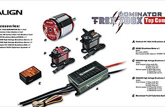 Platinum HV 160A V4 Brushless ESC