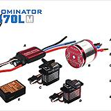 Dominator power system.
