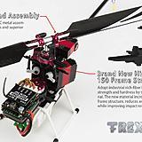 T-rex 150X