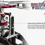 Trex 550X.