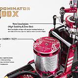 Align T-REX 500X Dominator Super Combo Motor