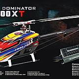 All in one package helicopter.