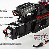 CNC battery tray.