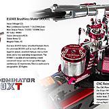 850MX Brushless motor.