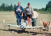 Name: Sea Fury Wing Test 01.jpg Views: 141 Size: 112.2 KB Description:
